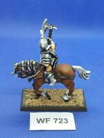 Warhammer Fantasy - Chaos Marauder Horseman Champion Well Painted - WF723