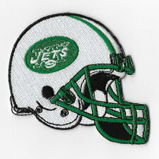 New York Jets Helmet Iron on Patches Embroidered Badge Patch Applique Emblem FN