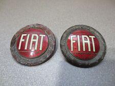 Fiat Lorioli Milano Badge Emblem Vintage 1960's