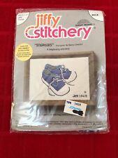 """JIFFY STITCHERY-""""SNEAKERS"""" -NEW"""