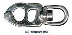 Tylaska T5 Standard Bail Snap Shackle