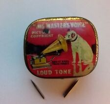 Vintage Gramophone/ Record player steel needles (HMV) LOUD TONE, price for each