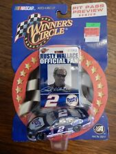 Winners Circle Pit Pass Preview #2 Rusty Wallace NASCAR 1:64