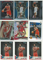 ( 11 ) Rookie Card Lot 2019-20 Panini Prizm / NBA Hoops COBY WHITE Chicago Bulls