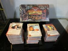 Doomtown Reaping Of Souls cards lot ~