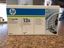 NOS Genuine HP LaserJet 1300 High Yield Black 13X / Q2613X -- Factory Sealed
