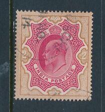 INDIA, 1902 2 Rupees fine used