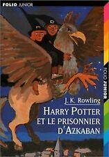 Harry Potter, tome 3 : Harry Potter et le Prisonnie... | Livre | état acceptable
