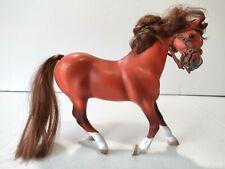 Vintage 1996 Empire Grand Champions Horse Rare Red Chestnut Casanova 4 socks H1