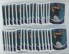 2013 Bowman Chrome Draft David Dahl #TP7 Lot (32 Cards) Top Prospect Rockies