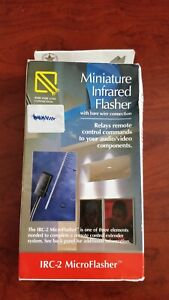 NILES Miniature Infrared Flasher IRC-2 Microflasher
