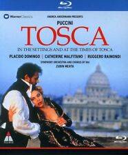Ruggero Raimondi - Puccini: Tosca [New Blu-ray] UK - Import