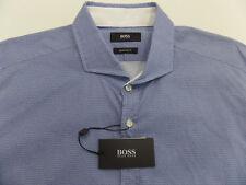 Boss Hugo Boss Regular Fit Lennie Printed Sport Shirt Mens Size XL $155