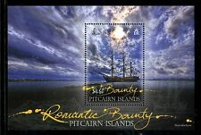 Pitcairn Islands 741a MNH 2012  Romantic Bounty Ships Boats Vessel x16695