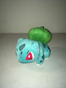 "Pokemon 2017 Tomy 7"" Plush Doll -- Bulbasaur"