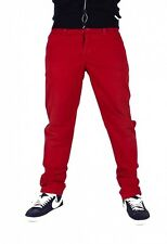 CHINO KILIWATCH CHIEF CHINO ROUGE TAILLE 39 NEUF PRIX BOUTIQUE 79 €