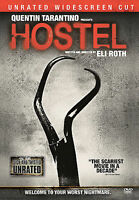 Hostel (2006, DVD) Unrated WS  eli roth quentin tarantino