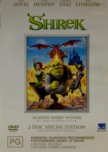 Shrek : 2 Disc Special Edition   : NEW DVD