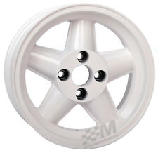 Revolution 5 Spoke Classic Rally Race Alloy Wheel 15 x 7 Escort Mk2 Group4 Fit
