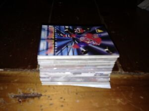 1996/97 Pinnacle Ice Breakers 3D Holograph Hockey Cards