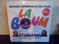 """LP 12"""" LA BOUM - Reality - Sophie Marceau - NM/NM - BARCLAY - 960.030 - FRANCE"""