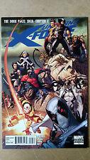 UNCANNY X-FORCE #12 DEADPOOL VARIANT 1ST PRINT MARVEL COMICS (2011) DARK ANGEL