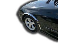 Radlaufleisten Nissan X-Trail  I 2002-2008 mit Schlammklappen Kotflügel