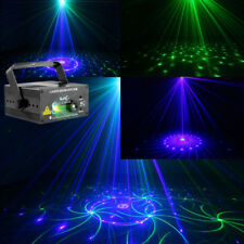 SUNY GB Laser Projektor LED DJ Disco Bar Lighting 3 Lens 24 Patterns Beleuchtung