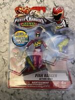 Power Rangers Dino Super Charge *Translucent* Pink Ranger *Walgreens Exclusive*