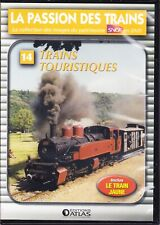 DVD La Passion des Trains - N°14 - Trains Touristiques