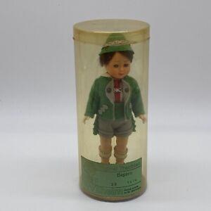 Trachten - Bayern Wilhelm Germany Souvenir Doll Original