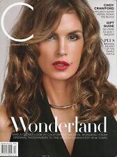 CINDY CRAWFORD C California Style Magazine Magazine Winter 2013/2014 B-4-1
