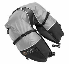 GIANT LOOP Coyote Saddlebag Roll Top Grey - CSB17-RT-G