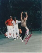 Fuzzy Zoeller 79 Masters #1 8x10 Signed Photo w/ COA  Golf