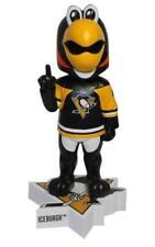 Iceburgh Pittsburgh Penguins Logo Base Bobblehead NHL
