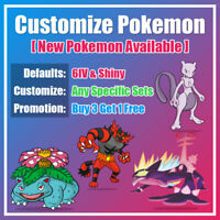 Buy 6IV Shiny Pokemon Sword & Shield, Gmax, Legendary Mewtwo, Pokemon Home