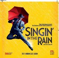 Adam Cooper - Singin' in the Rain: The 2012 London Cast Album [CD]