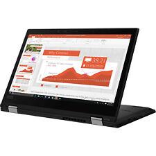 """Lenovo ThinkPad L390 Yoga 13.3"""" FHD Touch i5-8265U 1.6GHz 8GB 256GB W10P Laptop"""