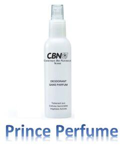CBN DEODORANT SANS PARFUM - 150 ml