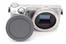 SONY Alpha NEX-5R 16.1 MP 3'' SCREEN DIGITAL CAMERA WITH BATTERY