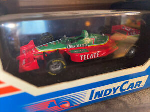 Racing Champions 1:43 Indy Car Tecate Quaker State #7 Lot. G