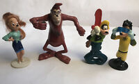 McDonalds Collectable Toys A Goofy Movie Complete Set 1996