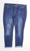 Womens Gap Blue Denim Jeans Size 14/L24