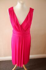 F SOPHIE GRAY DRESS BRIGHT PINK BARBIE DOLL UK SIZE 14 SG