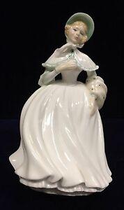 Vintage Royal Doulton JESSICA HN 3169 Figurine 20cm x 13cm x 13cm