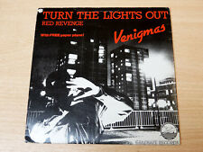 "EX- !! Venigmas/Turn The Lights Out/1979 Graduate Records 7"" Single/Punk"