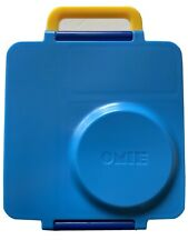 OmieBox Bento Lunch Box for Hot Cold Food 3 Compartments Kids Lunch Box New Open
