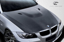 2006-2008 BMW 3 Series E90 4DR Carbon Creations M3 Look Hood - 1 Piece 112911