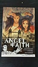 New listing 201 00004000 1 Dark Horse Comics Whedon Angel & Faith Live Through This #1 Season 9 Nm