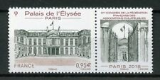 France 2018 MNH Elysee Palace 91st FFAP Congress 1v Set Architecture Stamps